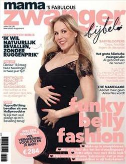 De 'Mama's Fabulous Zwanger bijbel'