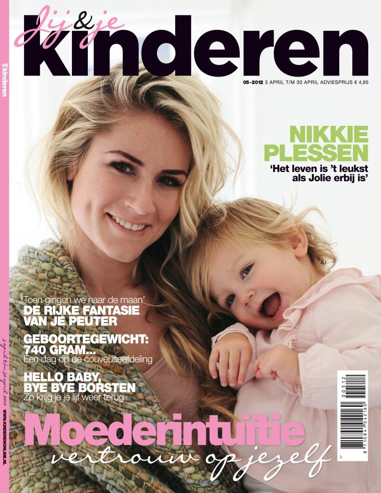 April edition: Jij & je kinderen