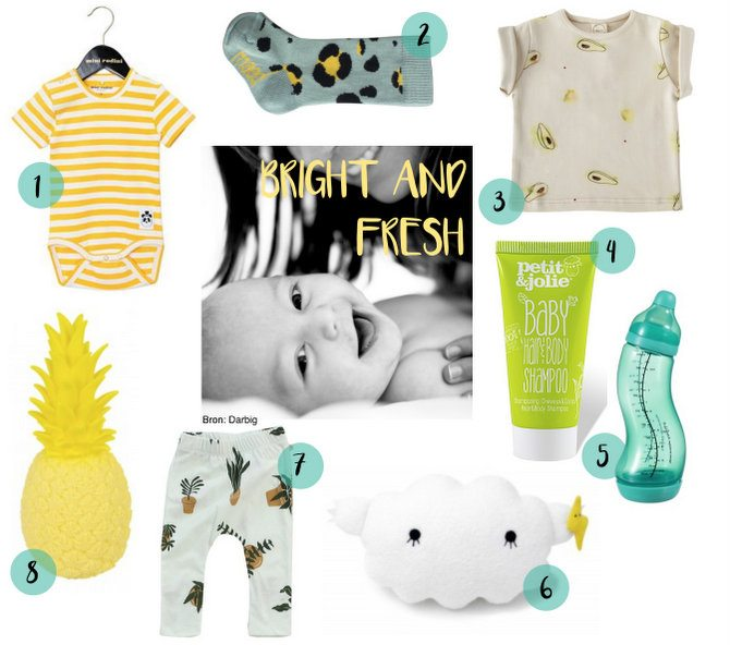 SHOPPING | BRIGHT AND FRESH