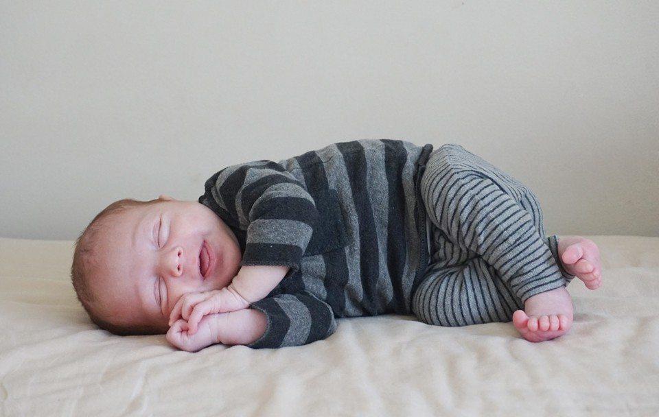 KARIN BLOGT: 'MAMA, ZIT ER NÓG EEN BABY IN JOUW BUIK?'