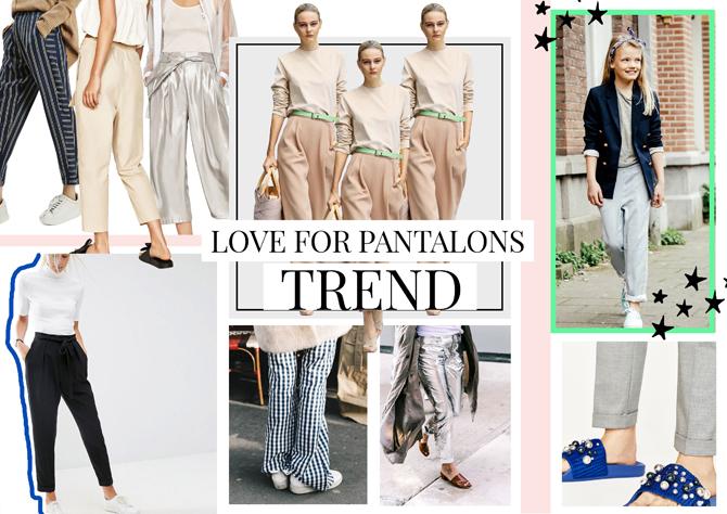 FASHION TREND | DE PANTALON