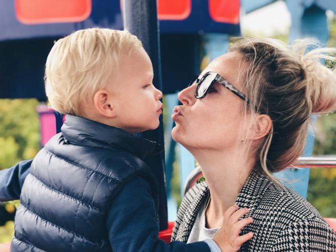 MARJOLEIN BLOGT: FAMILY BREAK