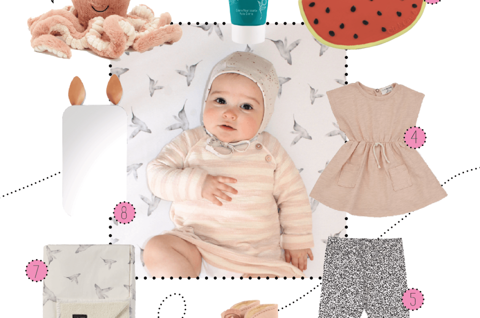 8X BABY MUSTHAVES