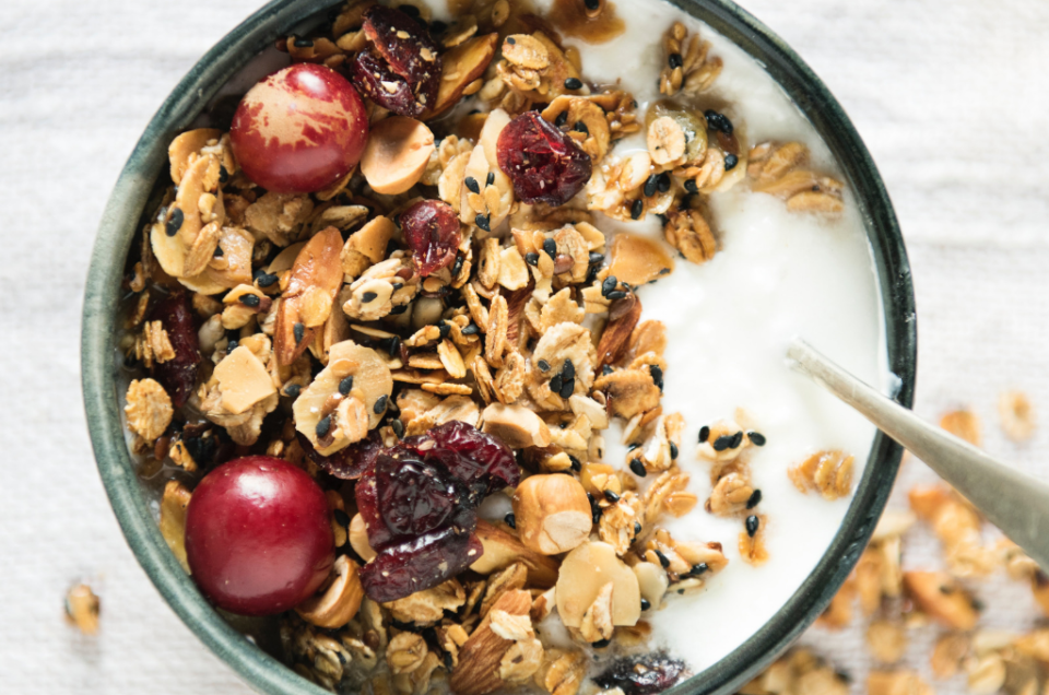 Tips om te beginnen met gezond eten in het nieuwe jaar