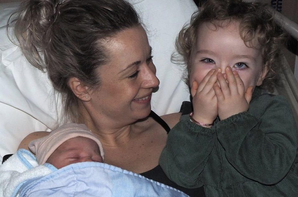 Het bevallingsverhaal van Rianne